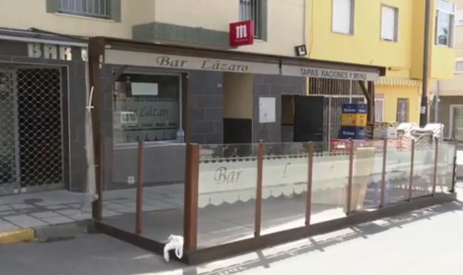 El Ayuntamiento de Vícar autoriza a los bares a ampliar sus terrazas