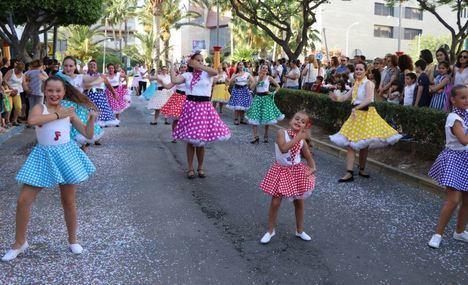 Cerca 29.000 personas disfrutan de San Isidro en El Ejido