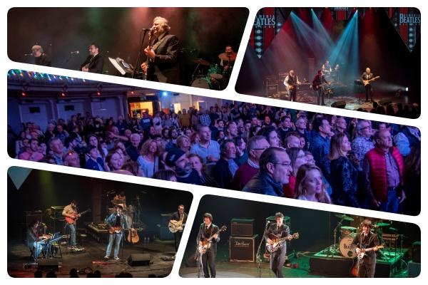 Varias generaciones se unen en el 'Almería Beatles Weekend'