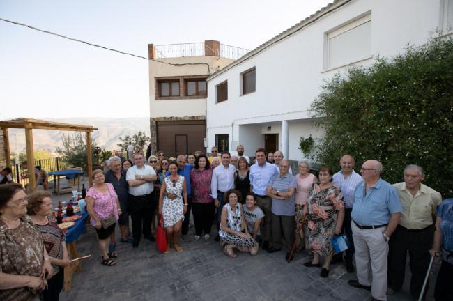 Diputación potencia el turismo de interior con el nuevo Albergue Municipal de Beires