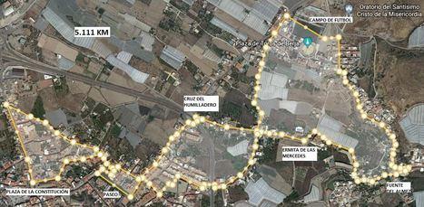 La caminata urbana del Día Mundial de la Obesidad recorrerá 5 kilómetros en Berja