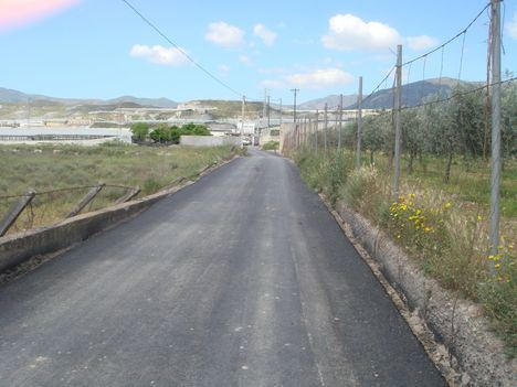 El Ayuntamiento de Berja reparará en breve una decena de caminos rurales