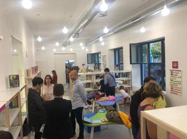 La Biblioteca Central 'José María Artero' registra una media diaria de 1.500 visitas