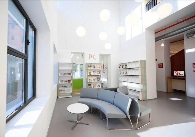 La Biblioteca Central 'José María Artero' es inclusiva y tecnológica