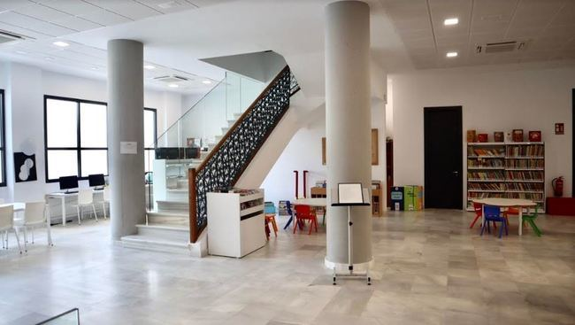 El Ayuntamiento de Berja contratará un auxiliar de biblioteca