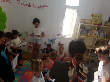 Las Bibliotecas De Vícar Afrontan Su Última Semana Con Horario De Verano