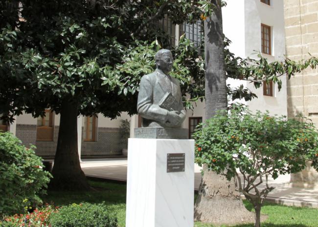 El Parlamento celebra este viernes el aniversario del nacimiento de Blas Infante