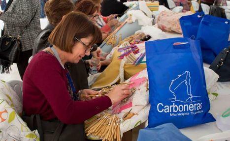 Carboneras será epicentro del encaje de bolillos de Almeria