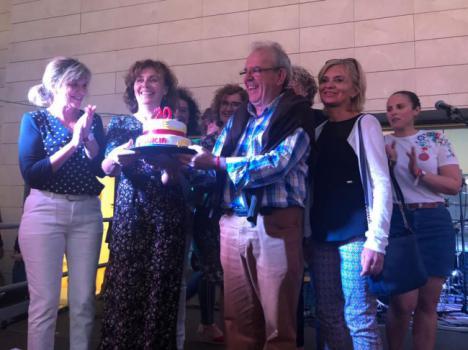 El Liceo Jeanne D' Arc De St. Sylvain D'Anjou Y El IES Puebla De Vícar Oficializan Sus Veinte Años De Intercambio