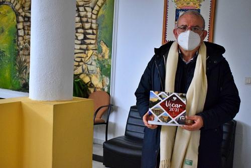 Excelente Acogida Al Almanaque-Agenda Editado Por El Ayuntamiento De Vícar
