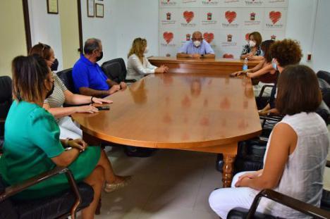 Vícar Prepara El XX Aniversario Del Pabellón Municipal José Cano