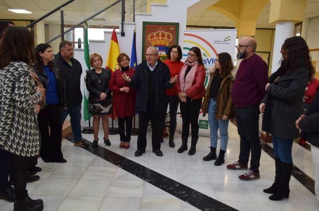 El Ayuntamiento de Vícar Trabaja En La Mediación Para La Solución De Conflictos