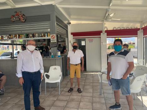 El Ayuntamiento De Vícar Lanza Otra Propuesta En Apoyo Al Sector Hostelero