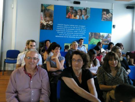 Bonilla Participa Activamente En La Mesa De Diálogo De Unicef sobre Infancia