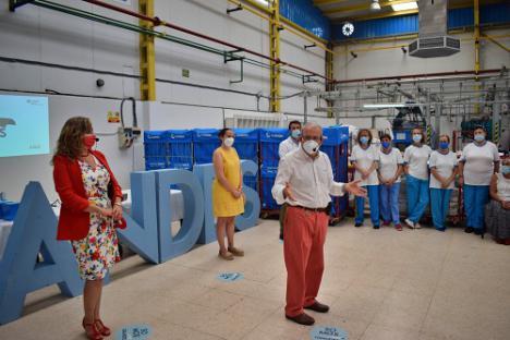 Antonio Bonilla Destaca La Labor Social De Ilunion En su 30 Aniversario