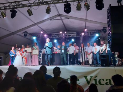 Llanos De Vícar Cierra Con Brillantez sus fiestas Fiestas