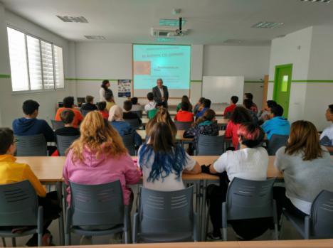 Talleres Formativos Para Escolares De La ESO para 'Conduce Tu Vida'