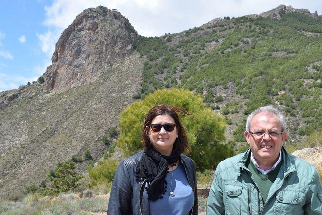 Bonilla Celebra La Declaración Del Peñon De Bernal Como Monumento Natural De Andalucía