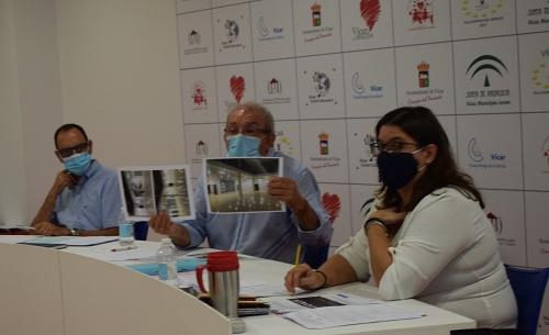 Vícar Volverá A Pedir A Educación el Centro De Formación De La Gangosa Como Extensión Del IES La Puebla Para Ciclos Formativos
