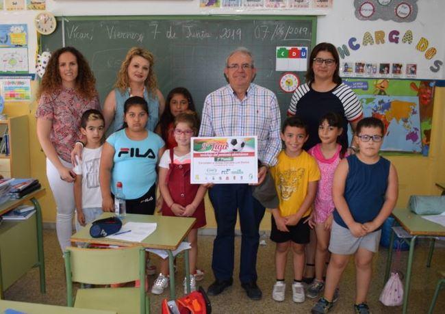 Los Nueve CEIPs De Vícar Buscan Repetir Triunfo La Liga Del Reciclaje Del Poniente