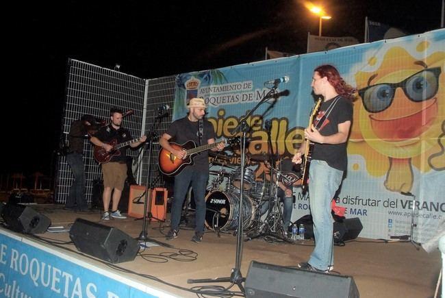 Mateo García Trío y Brasi, la mejor música suena este verano en 'A pie de calle'
