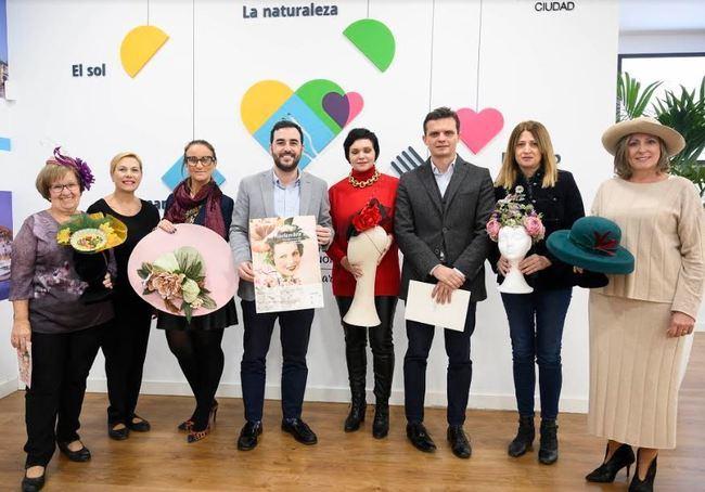 El arte y la creatividad de los sombrereros llegan a Almería 2019