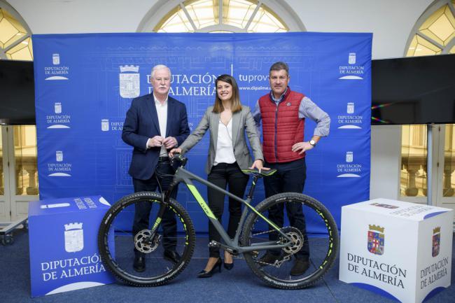 Nueva cita con el ciclismo de la mano de la BTT Media Maratón de Lucainena