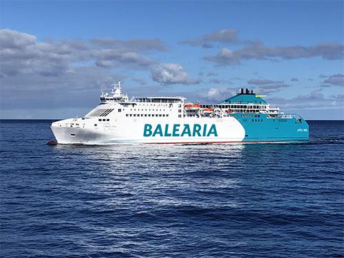 Almería-Nador contará con un buque con mayor capacidad y velocidad durante la OPE