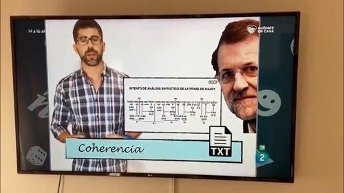 Hernando arremete contra TVE por burlarse de Rajoy en un programa educativo infantil