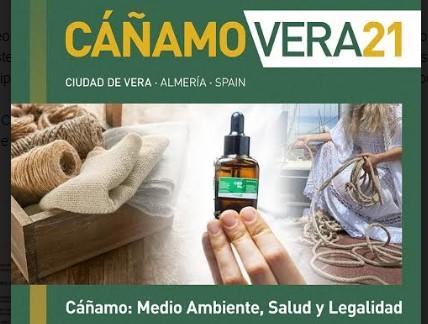 Vera acogerá unas jornadas internacionales sobre Cánamo