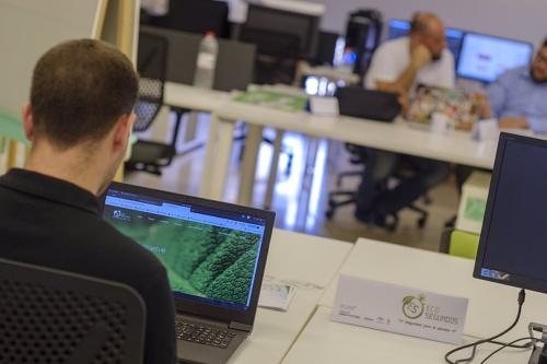 Andalucía Open Future y UAL conectan a estudiantes y emprendedores en Startups in Love