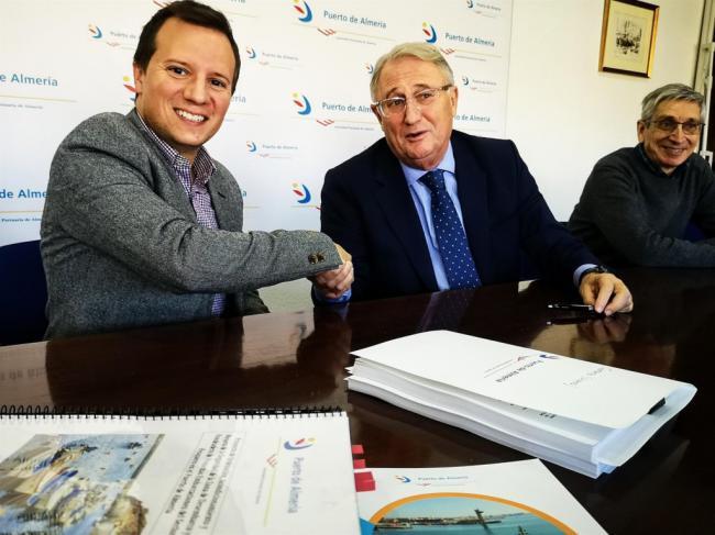 La Autoridad Portuaria acondicionará el fondeadero del puerto pesquero