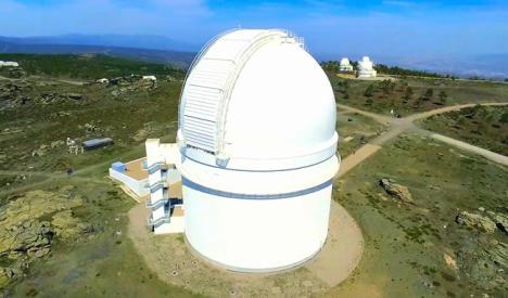 El asteroide Almería