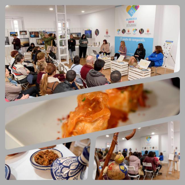 La Capital Gastronómica acoge tres culturas y tres gastronomías del Camino Mozárabe