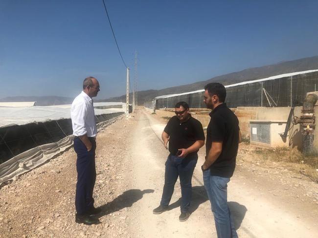 El Ayuntamiento de El Ejido moderniza los caminos rurales