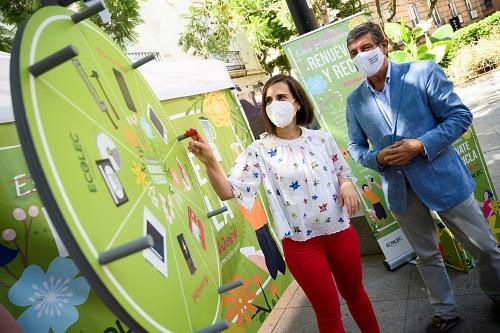 El Ayuntamiento vuelve a sumarse a la #Greenweek para concienciar sobre el reciclaje