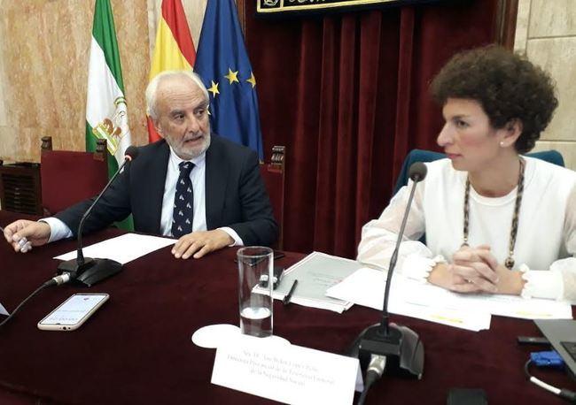La TGSS enviará en Almería 291.809 sms y 70.927 cartas con la vida laboral de los trabajadores