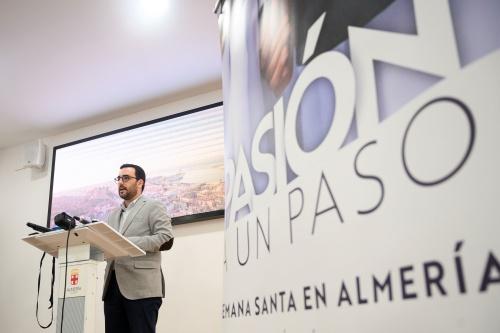 La Semana Santa de Almería se acercará a 3 millones de andaluces