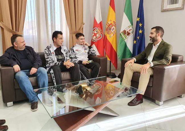 El almeriense Carlos Gutiérrez es subcampeón del mundo de kickboxing y full contact