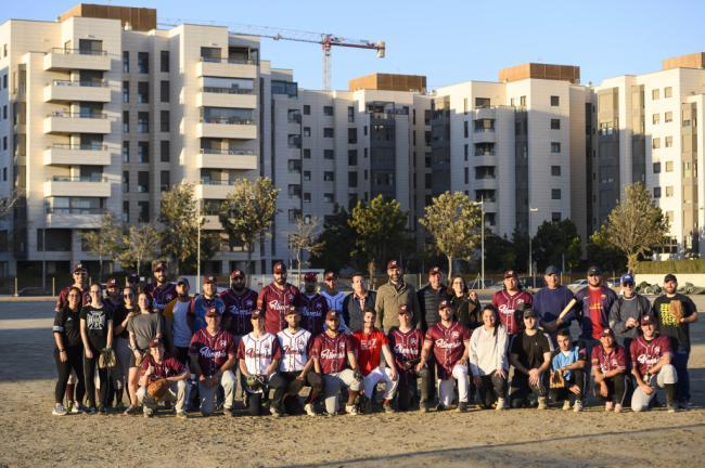 El Ayuntamiento crea un campo de béisbol en la Vega de Acá