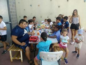 Vícar inicia sus campus de verano con Mueve-Te y Raqueta Poniente