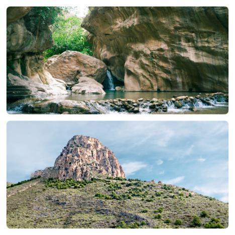 Las Canales de Padules y el Peñón de Bernal ya son Monumento Natural