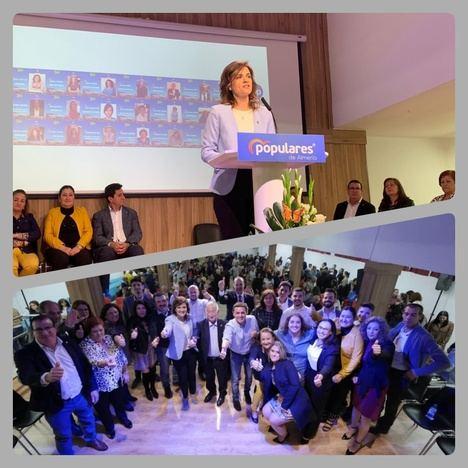 "Noelia Damián se rodea de un ""equipo con ganas e ilusión"" para lograr ""el Benahadux que queremos"""