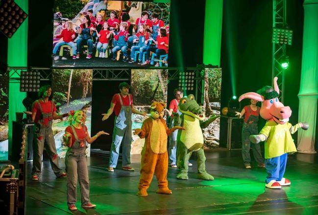 Cantajuego celebra en Almería sus quince años de canciones y enseñanzas
