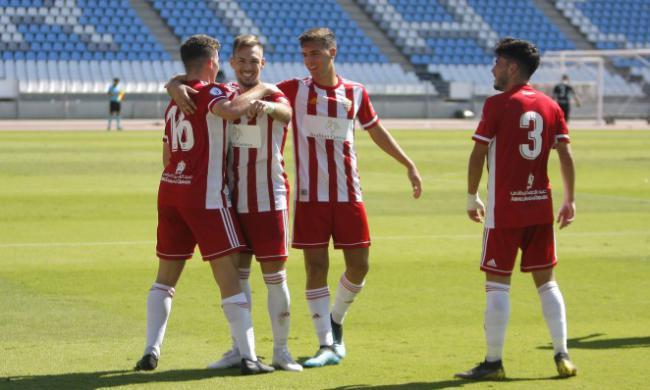 2-1: El Almería B vuelve a reencontrarse con la victoria