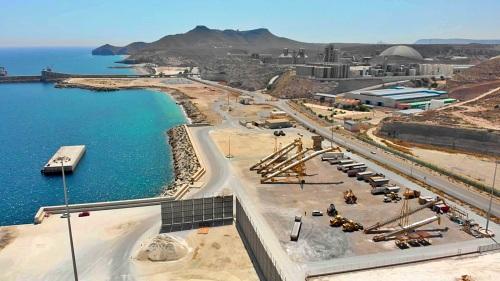 La APA construirá un sistema de drenaje en el Puerto de Carboneras