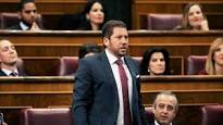 Carlos Fernández (Vox) confirma que tiene COVID19
