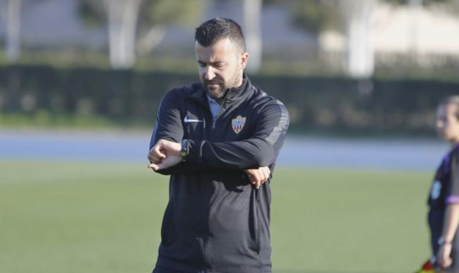 El Almería Femenino busca su pase a las semifinales del play-off de ascenso