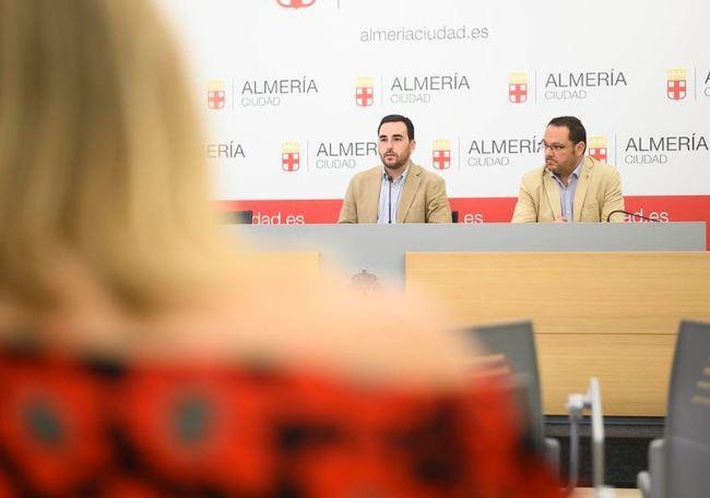 180 horas más al mes de apertura de la red museística de Almería