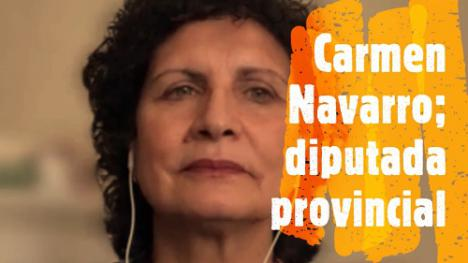 Carmen Navarro: 'Queremos que los jóvenes emprendan en sus municipios'